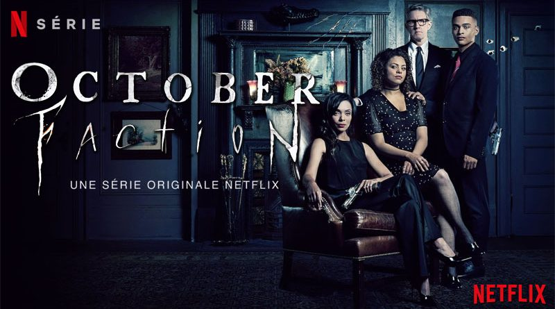October Faction saison 1