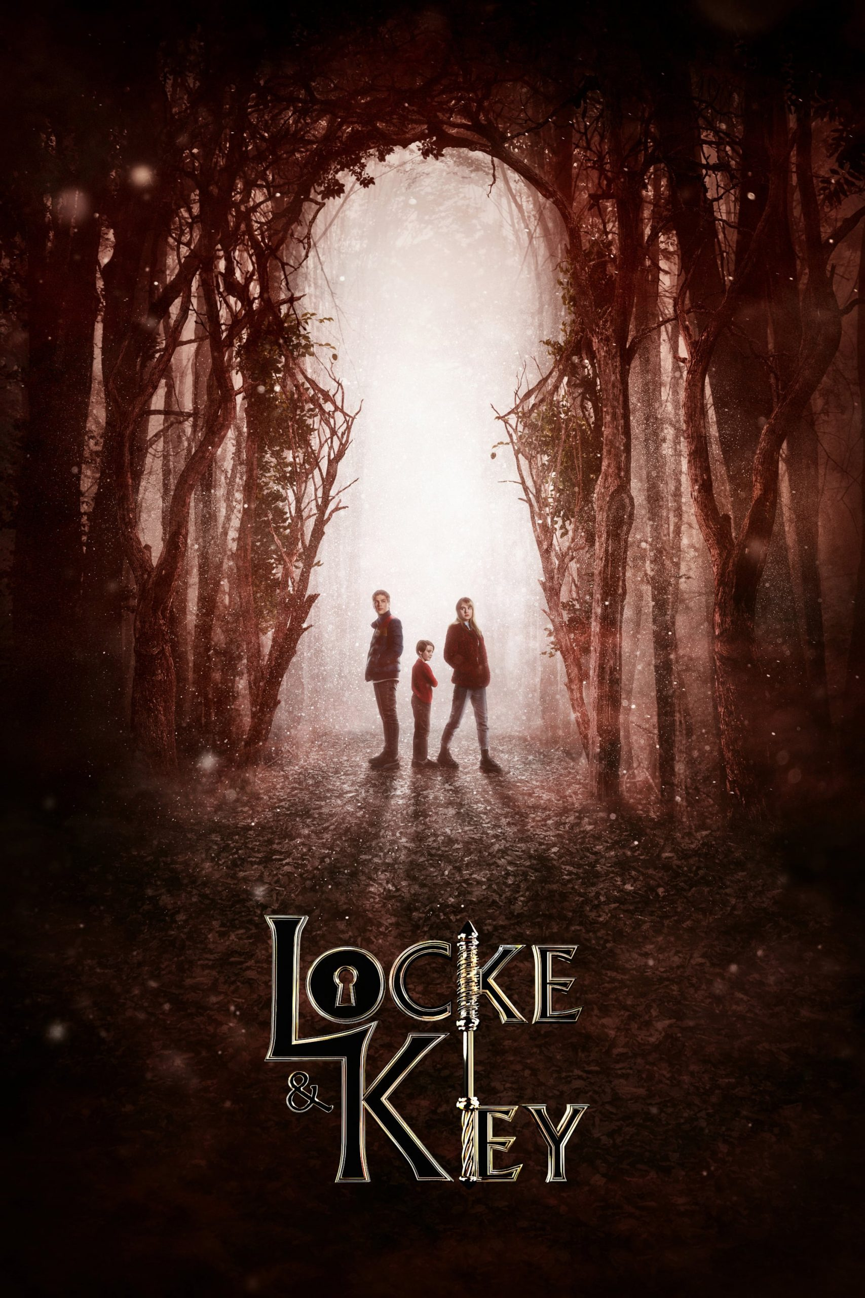 Locke and Key saison 1