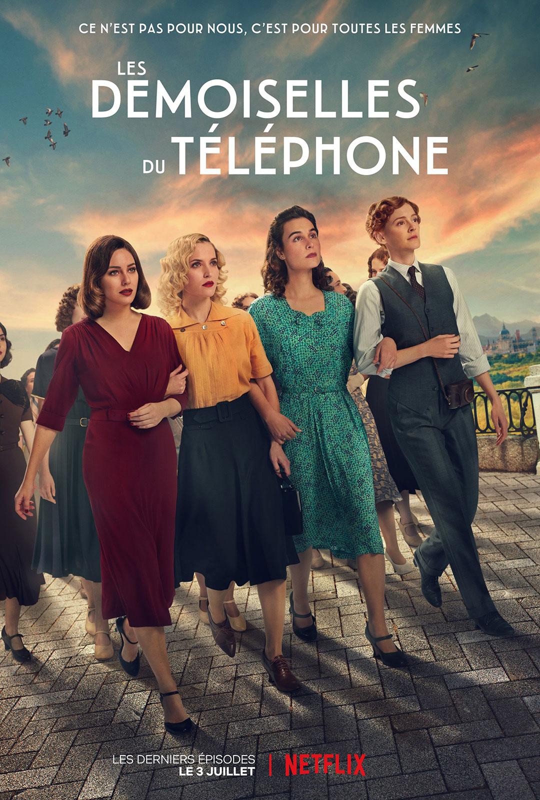 Les demoiselles du téléphone saison 1